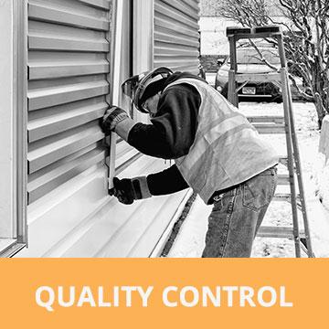 quality control at Jamar Company