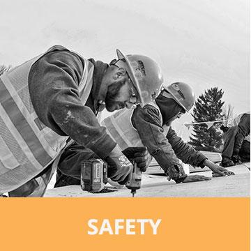 safety at Jamar Company
