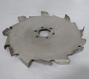 custom metal sawblade