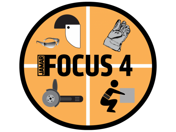 JAMAR Focus Four for Safety