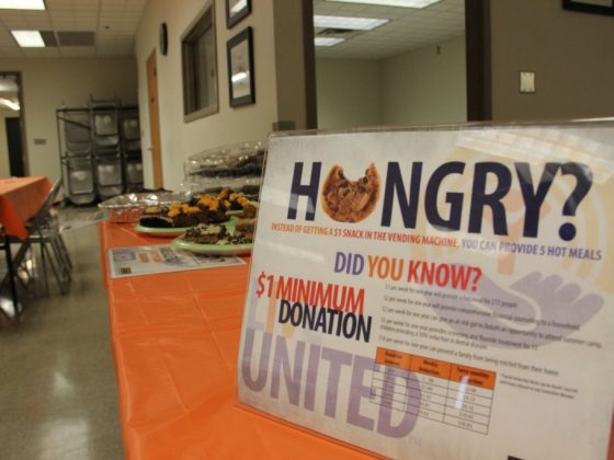United Way Fundraising Event