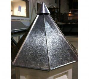 custom metal rebuilt cupola