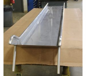 custom metal slide