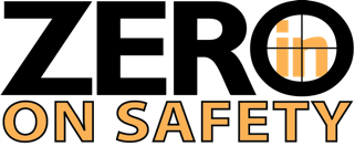ZERO in on safety badge